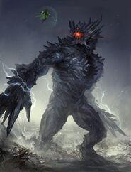 Emptylord Behemoth by sandara