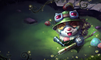 Teemo ReconSkin old2