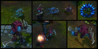 Rengar NightHunter Screenshots