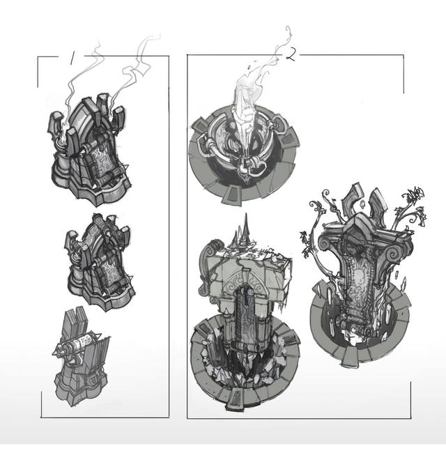 Summoner's Rift Update Theme Mage Arch