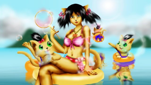 File:Nhan-Fiction Pool party kiya by queenmonarch-d6pxmbg.png