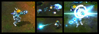 Ezreal Pulsefire Screenshots