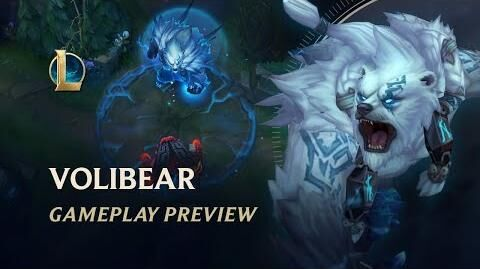 Volibear Champion Spotlight