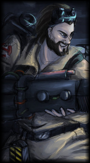 Emptylord GhostbusterGraves