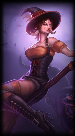 Nidalee BewitchingLoading old