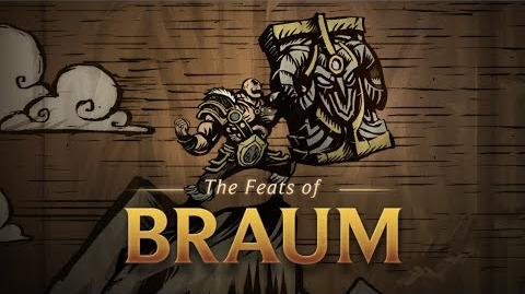 The Feats of Braum - Promo Soundtrack
