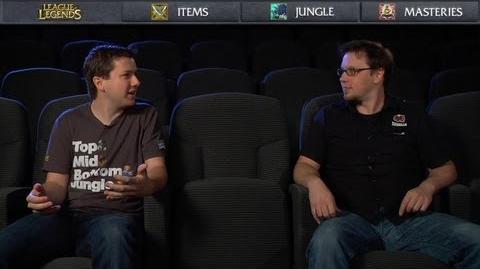 League of Legends - Preseason 3 Patch Overview