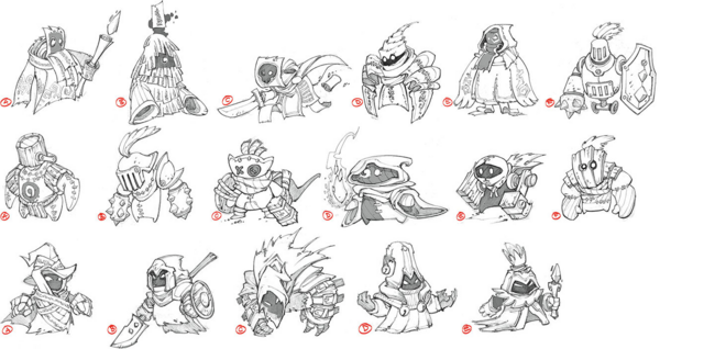 Summoner's Rift Update Creature Minions