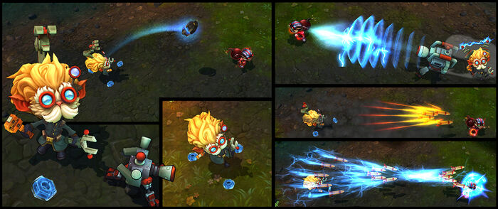 Heimerdinger Screenshots