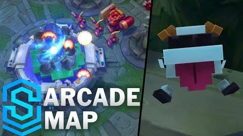 Arcade Summoners Rift Map!
