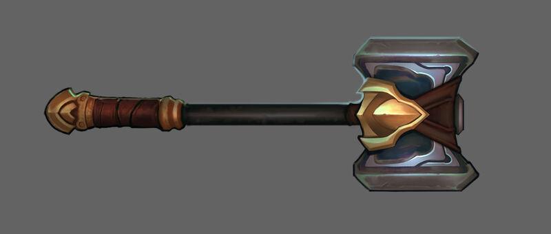 Poppy Hammer 2