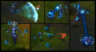 Syndra Atlantean Screenshots