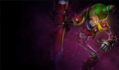 Singed OriginalSkin old