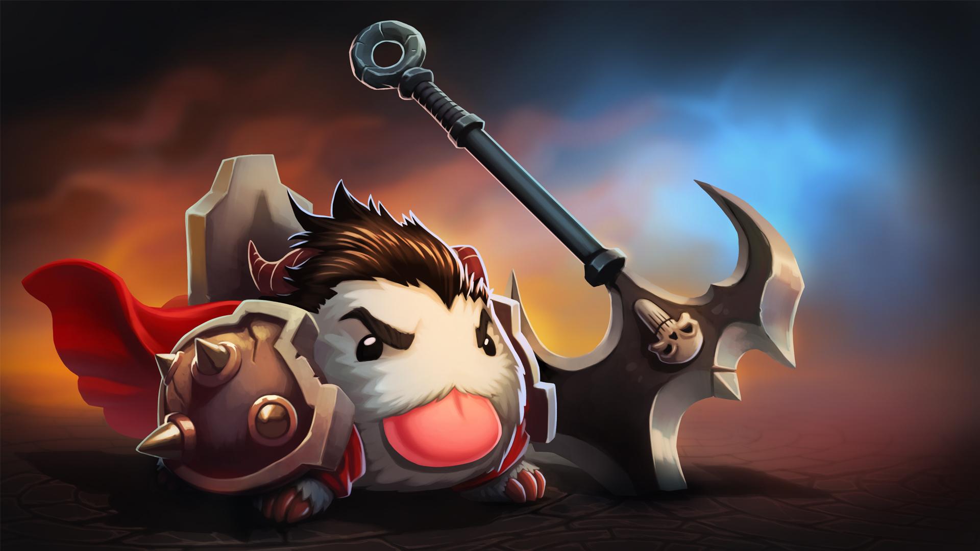 Bild - Darius Poro.jpg | League of Legends Wiki | FANDOM ...