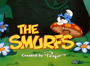 File:The Smurfs title card.jpg