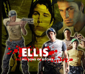File:Ellis Left 4 Dead 2 by Oceanikh92.jpg