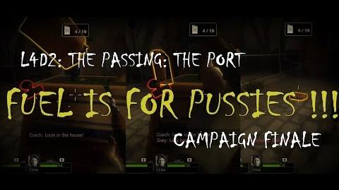 Left 4 Dead 2 The Passing - The Port Gameplay Walkthrough (Finale Playthrough)