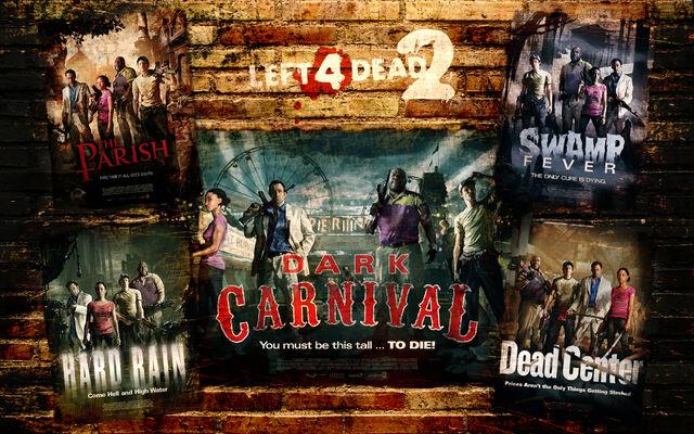 File:Left 4 Dead 2 Campaign Posters by Cybik.jpg