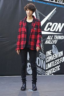 File:Jung Joon-young in KCON, 2014.jpg