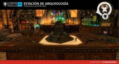 Estación de Arqueología TDE