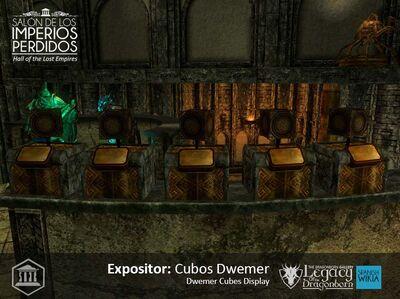 Cubos Dwemer Expo