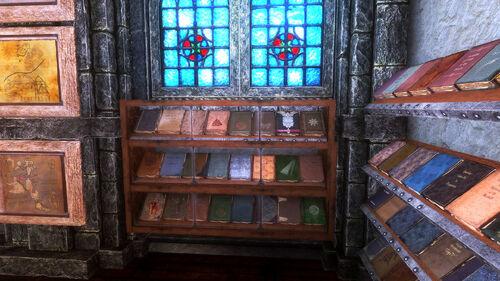 5th Books Display