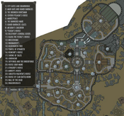 Whiterun city map