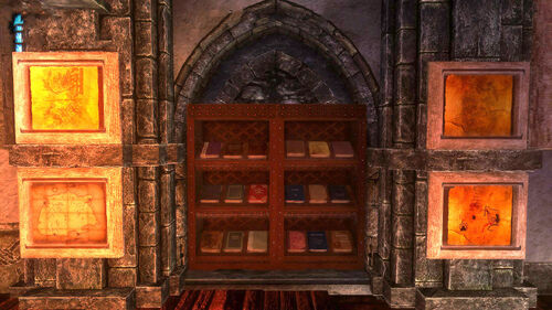 2nd Books Display