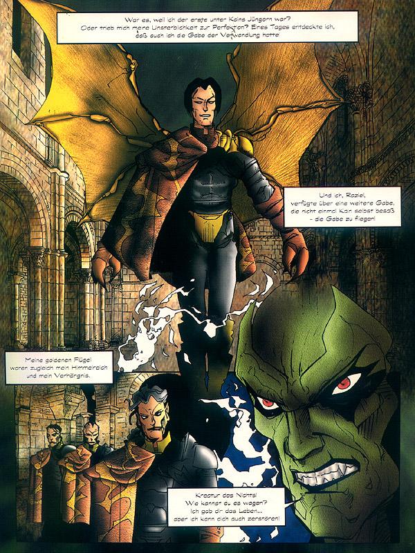 Andrew Kreisberg Wikipedia >> 2 Legacy Of Kain Comics - mightyneon