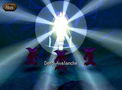 Deep avalanche 12