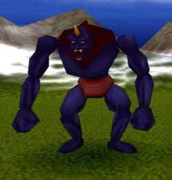 Dark Ogre Front