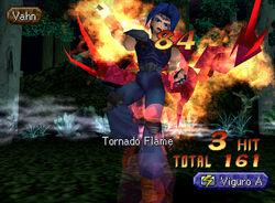 Tornado flame 2