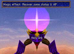 Holy orb 4