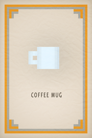 Coffee Mug Hat