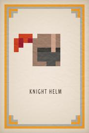 Knight helm