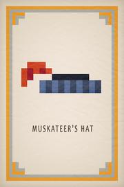 Muskateers Hat
