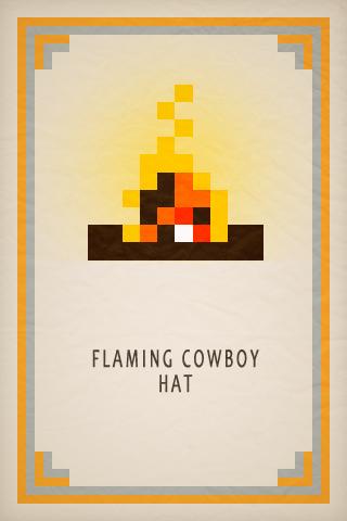 File:Flaming Cowboy Hat.png