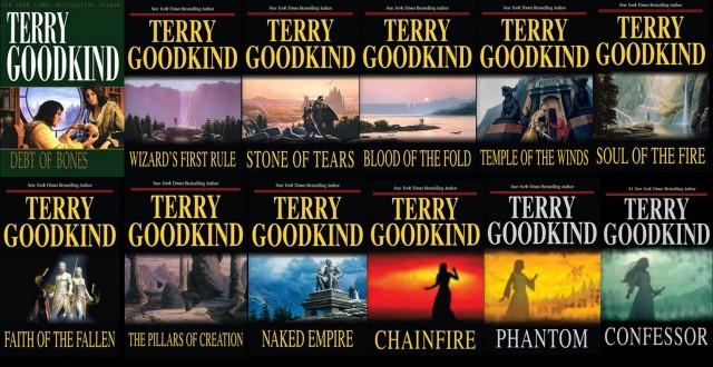 File:The Sword of Truth novels.jpg