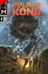 Skull Island - The Birth of Kong issue 1 cover