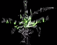 Spirit Divian Dragoon attacking