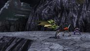 Beastie Dragon uses Bounce