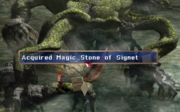 Magic Signet Stone Location