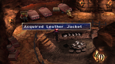 Leather Jacket Chest Hellena Prinson