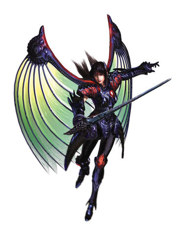 File:The Legend of Dragoon- Rose- Black Dragoon Form.jpg