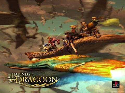 Resultado de imagen para Legend Of Dragoon