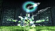 Divine Dragon Spirit uses Imperial Spells
