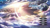 Trails SC Start-Screen