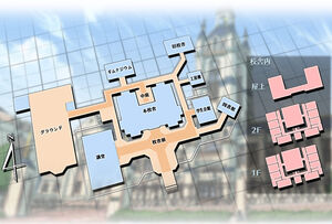 Thors Military Academy map