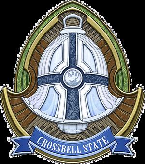 Crossbell State Emblem