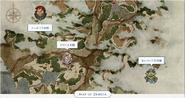 Map of zemyla sora-evo